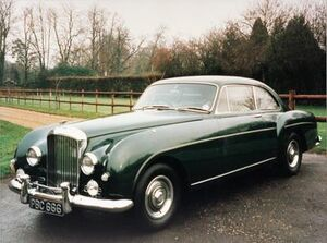 Aaaaaah.i.bentley.continental.1956
