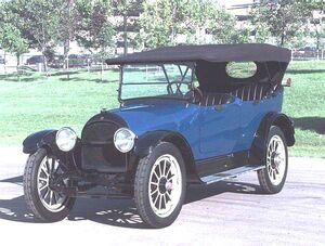 1917 Willys-knight Touring Car-july12b