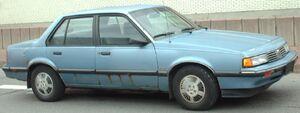 Oldsmobile Firenza Sedan