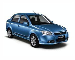 2009 Proton Saga 1