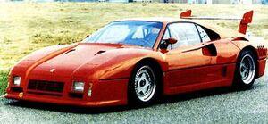 Ferrari gto evoluzione(1987)