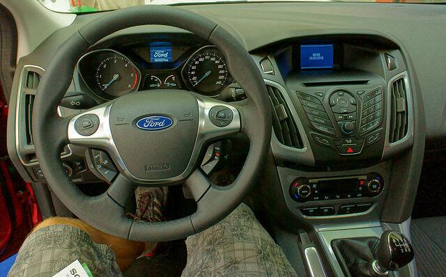 File:Ford Focus cockpit.jpg