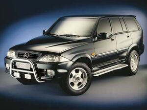 Ssangyong Musso 01