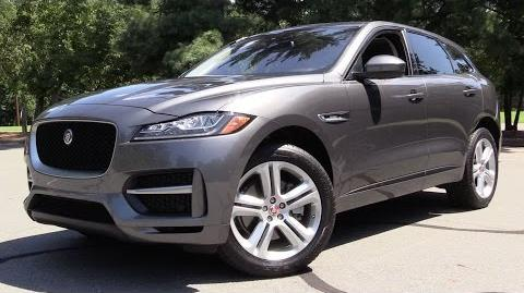 2017 Jaguar F-Pace 35t R-Sport - Start Up, Road Test & In Depth Review
