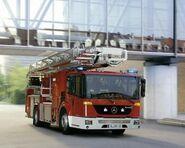 Mercedes econic firetuck