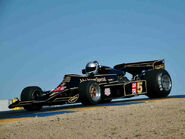 Lotus 77 sears point