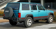 Jeep Cherokee XJ 002