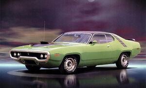 1971 Plymouth Roadrunner