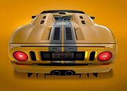 Ford-GTX1 rear1