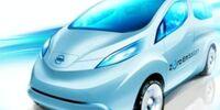Nissan NV200 EV Concept