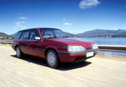 1987 Holden Camira JE