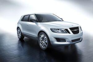 Saab 9-4X BioPower Concept 1