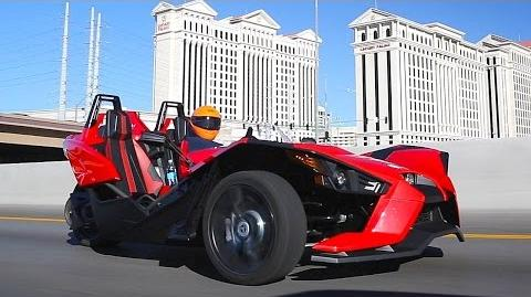2016 Polaris Slingshot - Review and Road Test