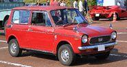 1970 Honda LN III 360