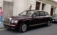 2002 Bentley State Limousine 2