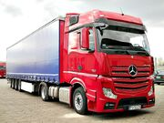 Mercedes Benz Actros MP IV (1)