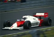 ProstAlain McLarenMP4-2B 1985