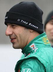 Tony Kanaan 2008 Indy Japan 300