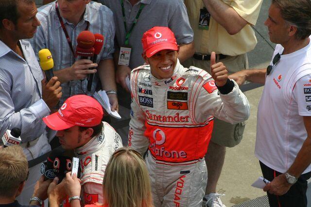 File:Lewis Hamilton 2007 USGP greets fans.jpg