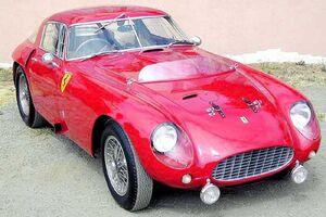 Ferrari berlinetta coupe