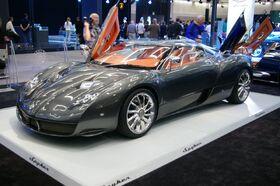Spyker C12 Zagato (2)
