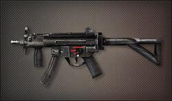 Weapon Pointman MP5K-PDW