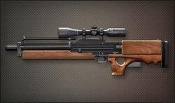 Weapon Sniper Walther WA-2000