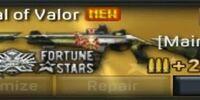 Rx4, Medal of Valor