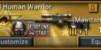 L96A1 Human Warrior