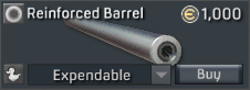 FAL Cannon Reinforced Barrel