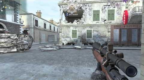 AVA Weapon Showcase - M1903A1 (Sniper)