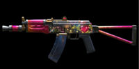 AKS-74U Eros