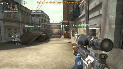 AVA Weapon Showcase - ASW338 Betrayal