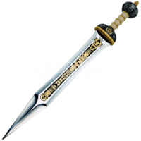 Alquvian High Guard Gladius