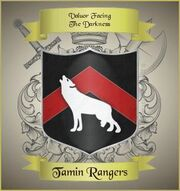 Tamin Rangers Crest