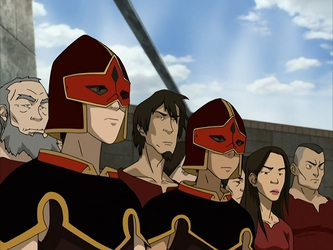 File:Sokka and Zuko as guards.png