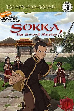 File:Sokka, the Sword Master cover.png