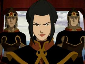 Công chúa Hỏa Quốc, Azula