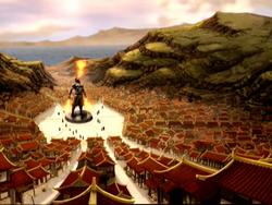 Fire Fountain City