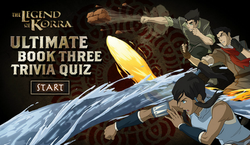 Book Three trivia quiz