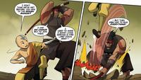 Utor vs Aang