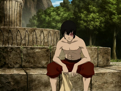 Shirtless Zuko