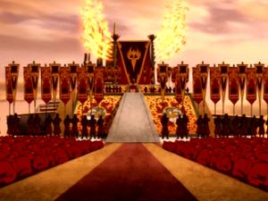 Phoenix King procession