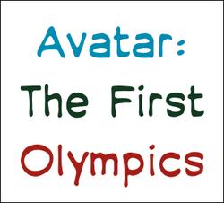 Avatar The First Olympics