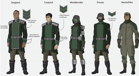 Create your own military uniform