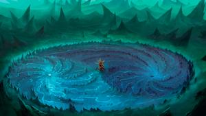 Spirit portal intersection