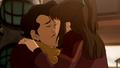 Varrick and Zhu Li kiss.png
