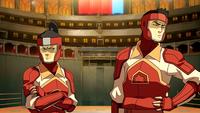 Korra and Mako jealous