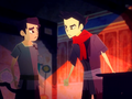 Mako lecturing Bolin.png