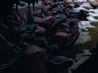 Fire Nation soldiers' corpses